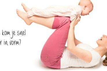 in vorm na de bevalling