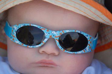 zonnebril voor je baby