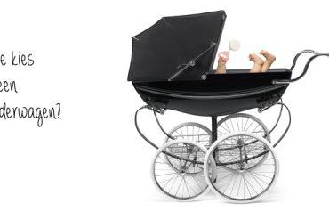 een kinderwagen kiezen