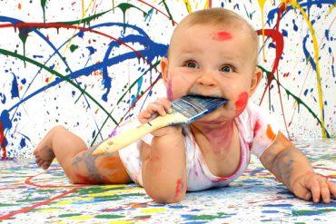 creatieve ideeën kinderkamer