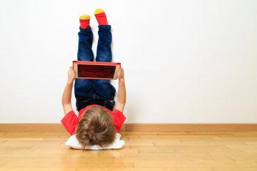opvoeding en gadgets