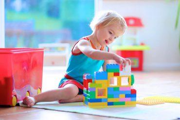 speelgoed om te bouwen