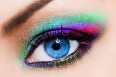 welke kleur past bij je ogen