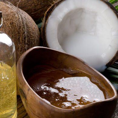 kokos als beauty product