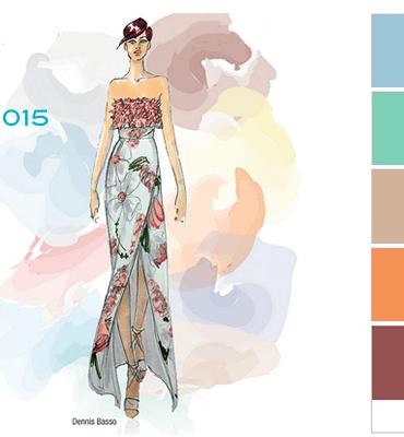 mode kleuren lente zomer 2015