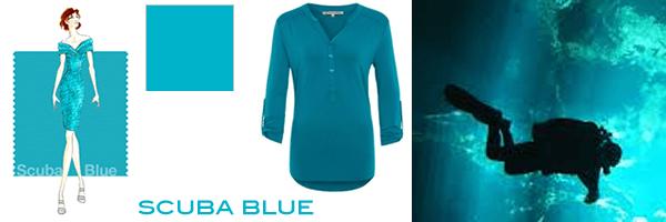 mode kleur scuba voorjaar 2015