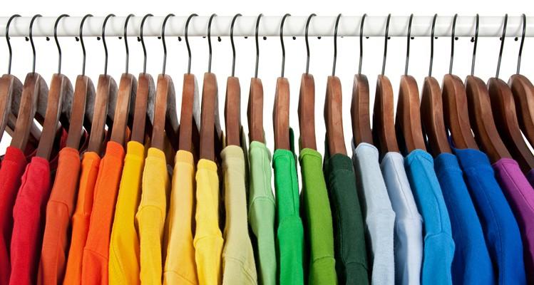 keuze kleur kleding