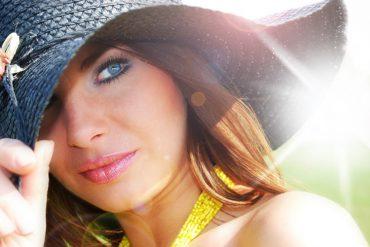 bescherm je haar tegen de zon