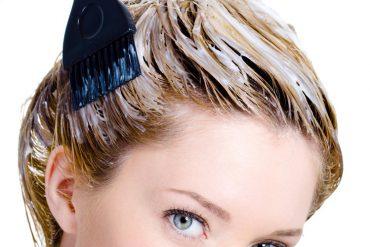 zelf je haren verven