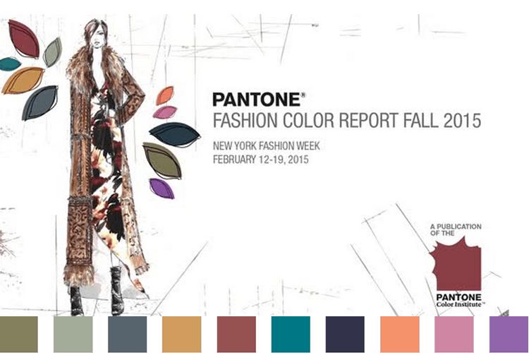 mode kleuren herfst winter