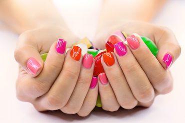 mooie handen en nagels
