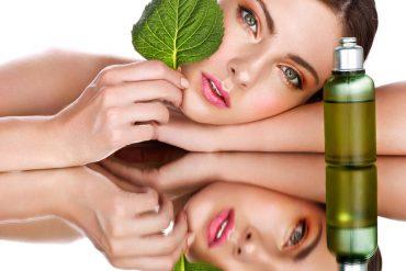 groene huidverzorging