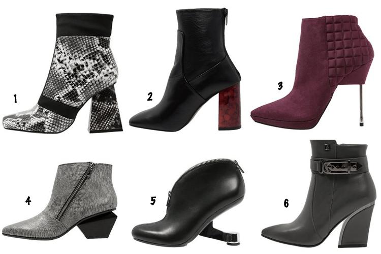 Trends schoenen en laarzen herfst winter 2015 2016 | Beauty