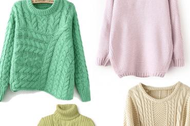 truien en vesten mooi houden