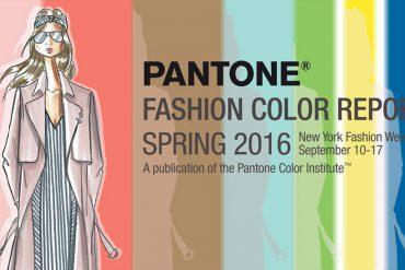 kleuren lente zomer 2016