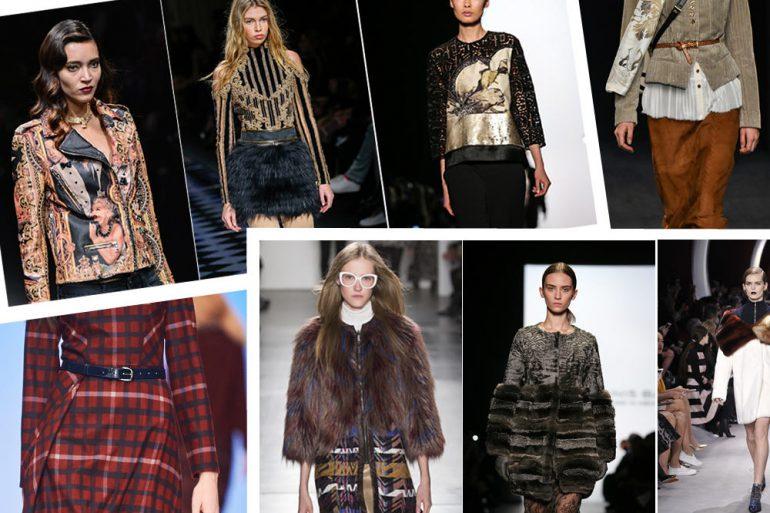 modetrends herfst winter 2017