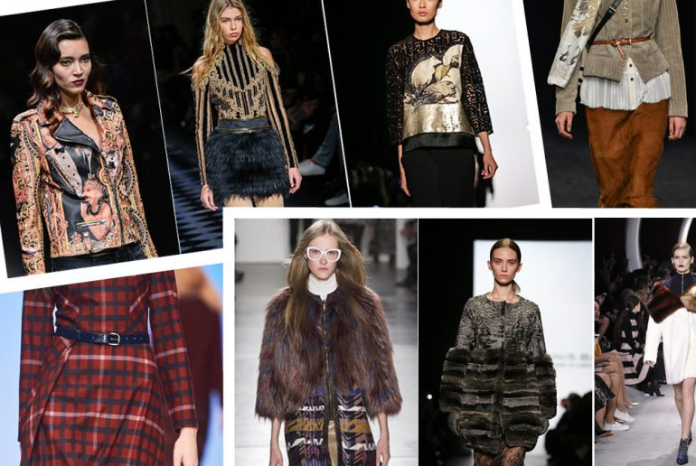 modetrends herfst winter 2017