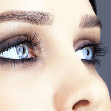 stralende ogen