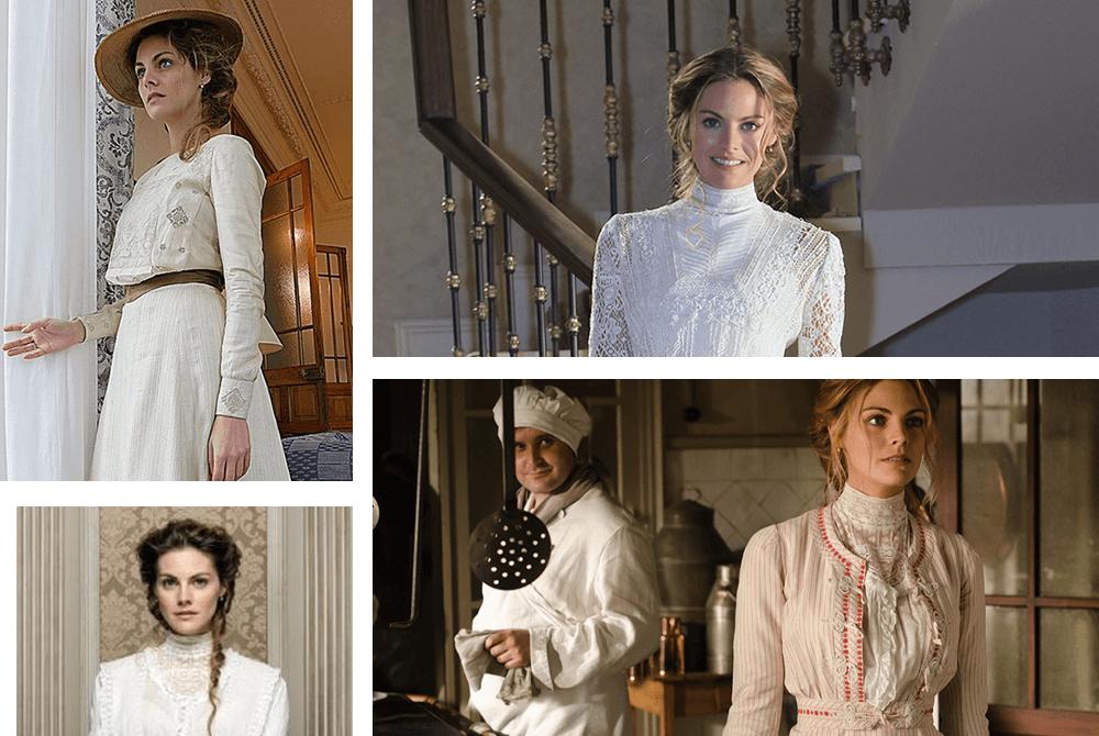 Victoriaanse blouse trend