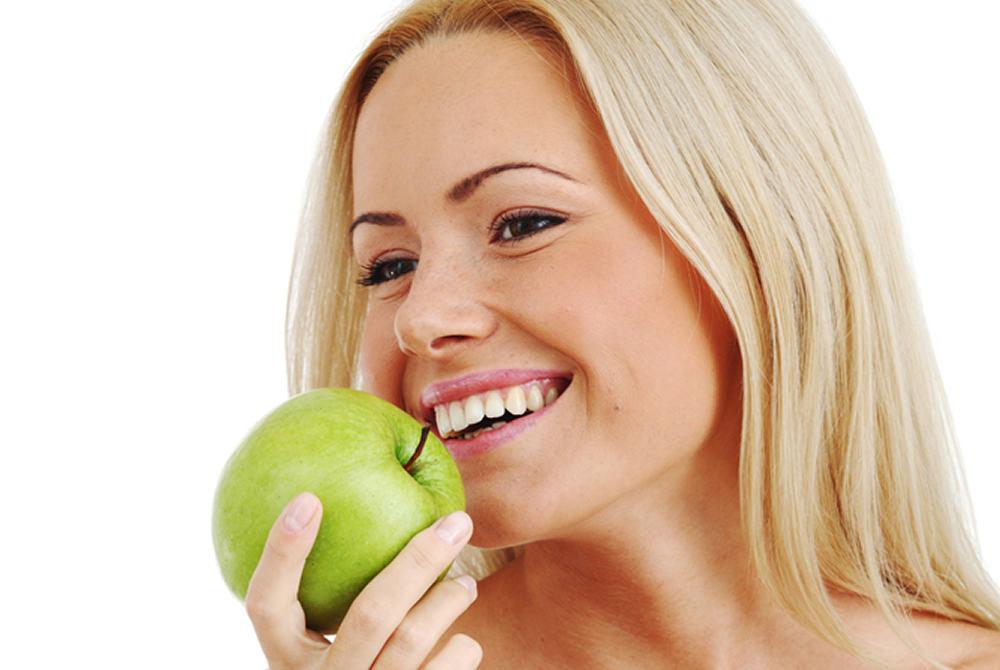 Dieet voor een stralende huid