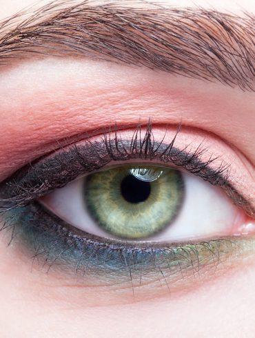 groene oogschaduw
