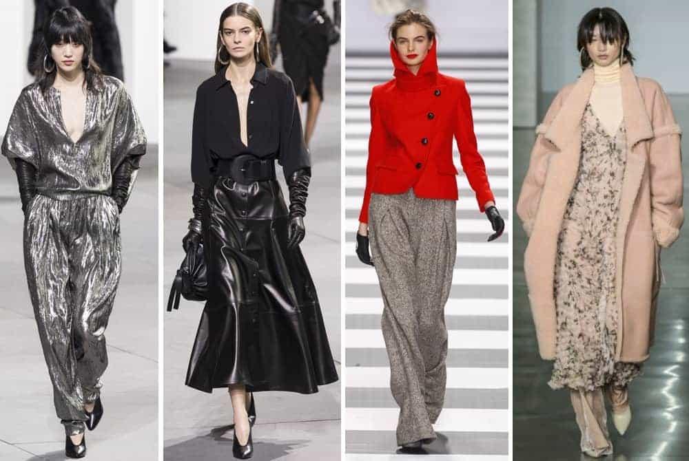 Bekend Mode trends herfst winter 2017 2018 | Beauty Rubriek &UU77