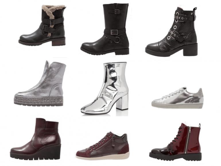 schoenen wintercollectie