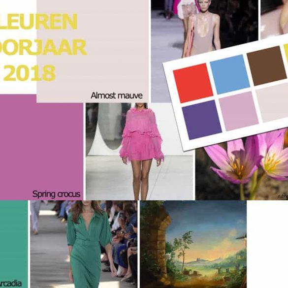 mode kleuren voorjaar