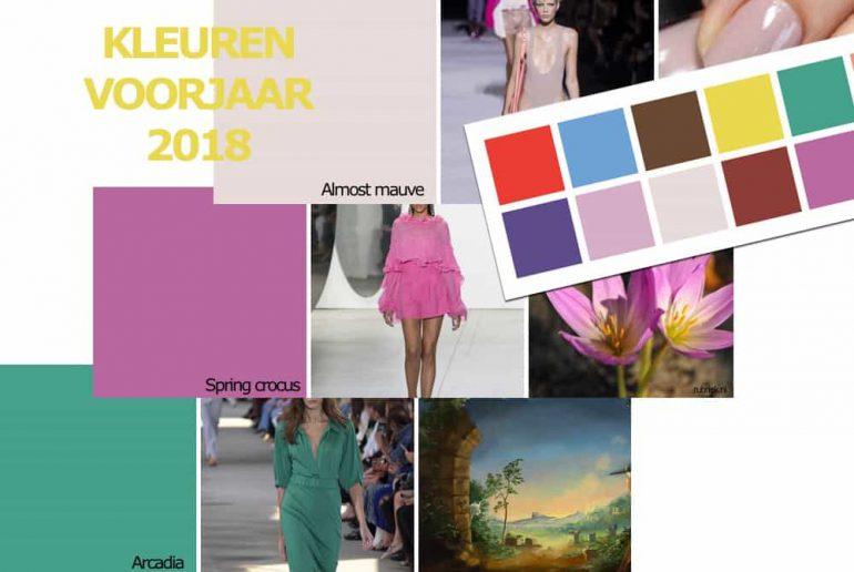 2344e8eed6f Mode kleuren lente zomer 2018 | Beauty Rubriek