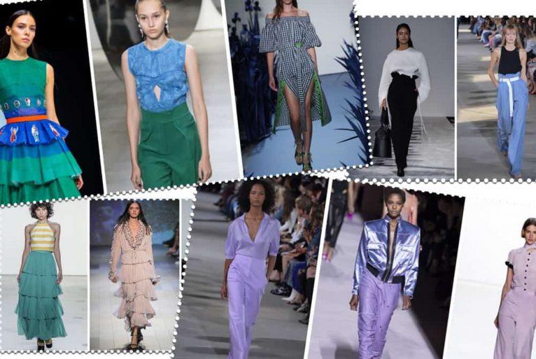 laatste trends kleding