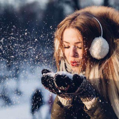 mooi zacht winterhaar
