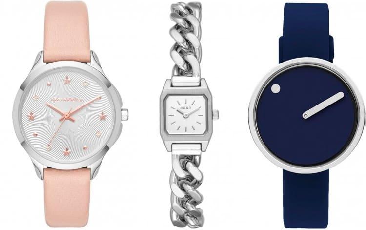 horloges verschillende stijlen