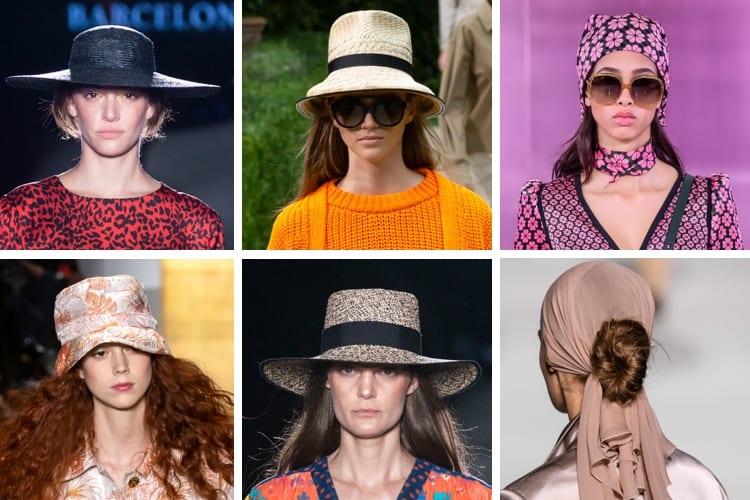 hoeden en sjaals