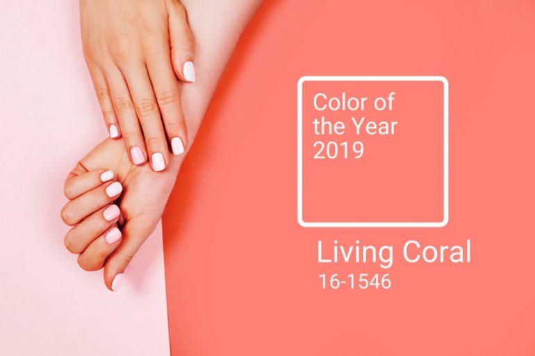 kleur van het jaar 2019