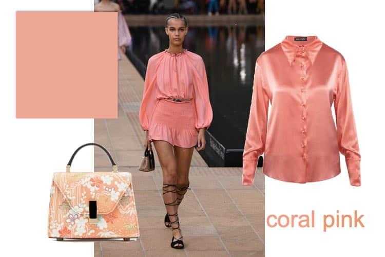 koraalroze
