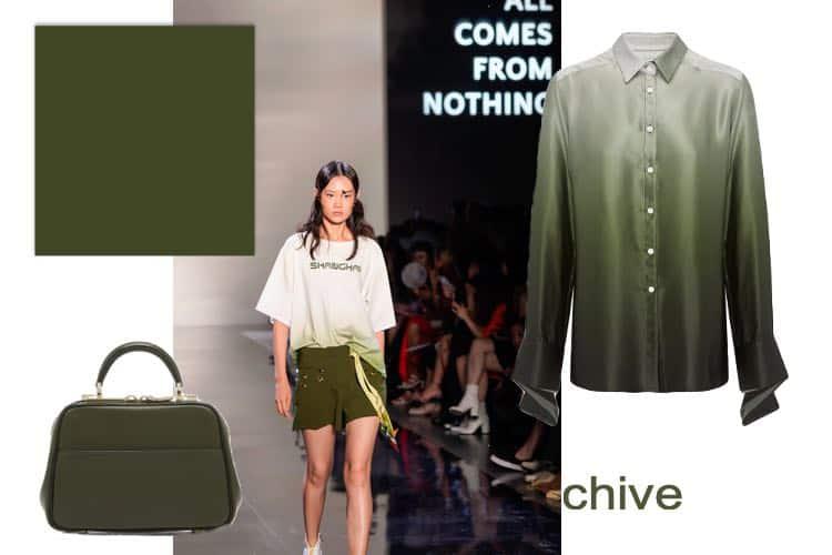 mode kleur lente zomer 2020