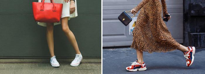 Welke schoenen of laarzen draag je onder een jurk? | Beauty