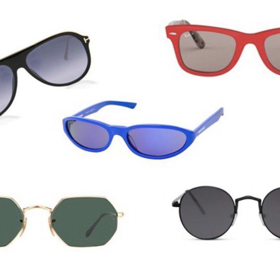 zonnebrillen trends 2020