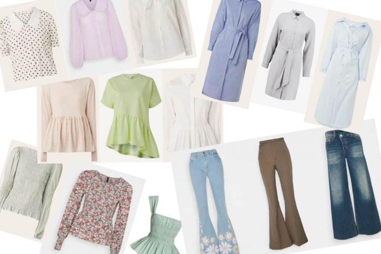 mode trends lente zomer 2021