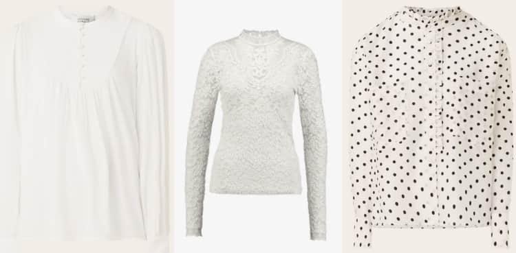 victoriaanse blouse