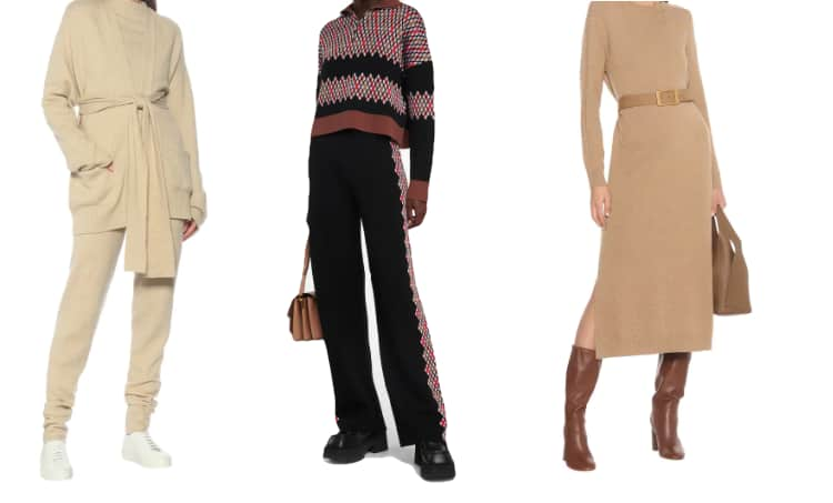gebreide kleding trend