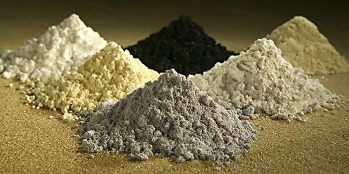 zeldzame aardmetalen