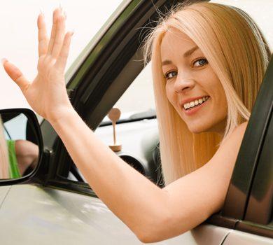 tips om zuiniger te rijden
