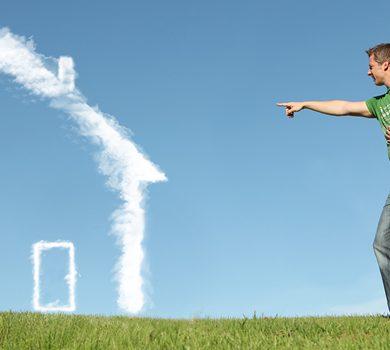 garant staan bij hypotheek