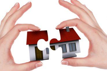 hypotheek en scheiding