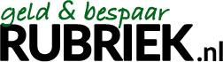 Geld Rubriek logo