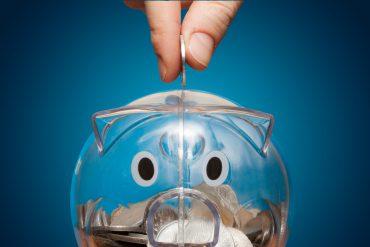 besparen op lening