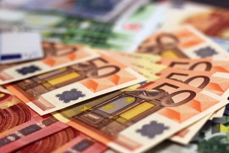 50 euro per maand