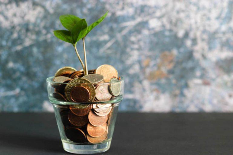 financieel gezond corona