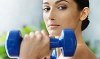 cardo of trainen met gewichten